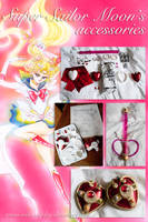 SSM accessories by Mikacosplay