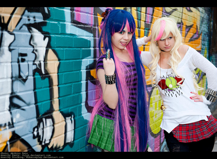 .:ANARCHY SISTER:. by Mikacosplay