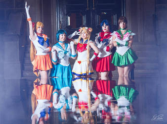 Sailor Dream! by Mikacosplay