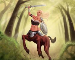 Valera Centaur Queen by tomi-sa