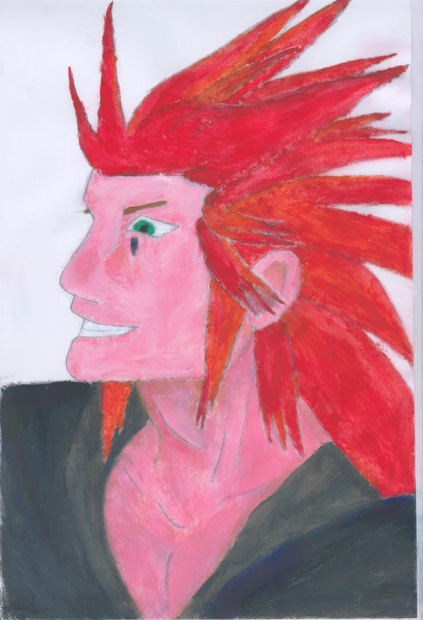 Axel Painting by Snowqueen76ange