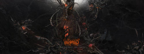 Vomit Remnants COVER FULL by phlegeton