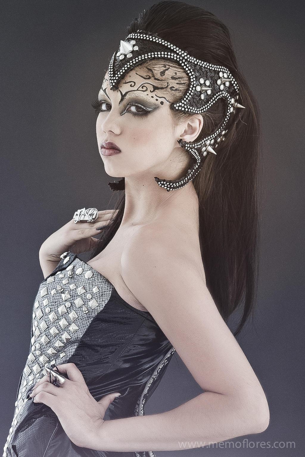 maquillaje de fantasia by memo06dic