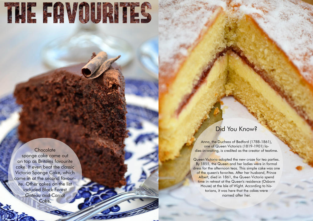 Take a Bite Magazine layout - Second Page Refined by ThisIsLydia