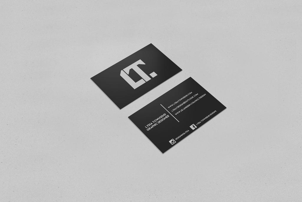 Business Cards by ThisIsLydia