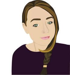 Self Portrait by ThisIsLydia