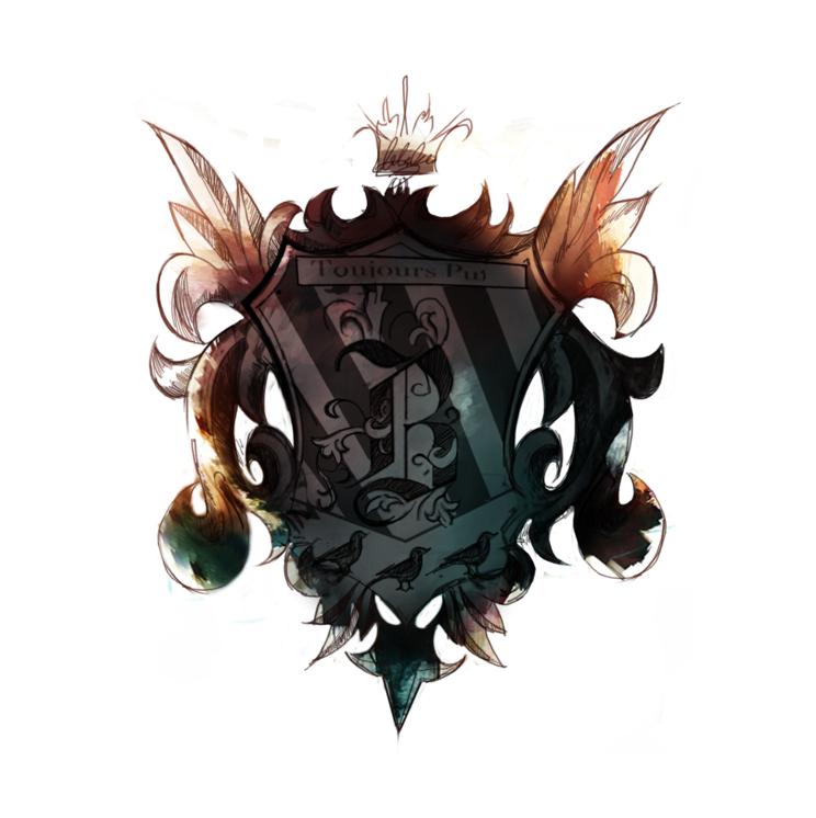 Black Family Crest by tobi-taicho