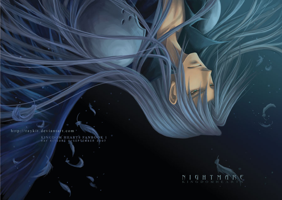 Sephiroth: Nightmare by raykit