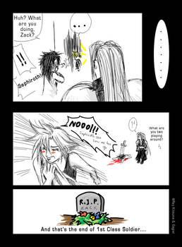 Comic: Zack's present Part2 p2