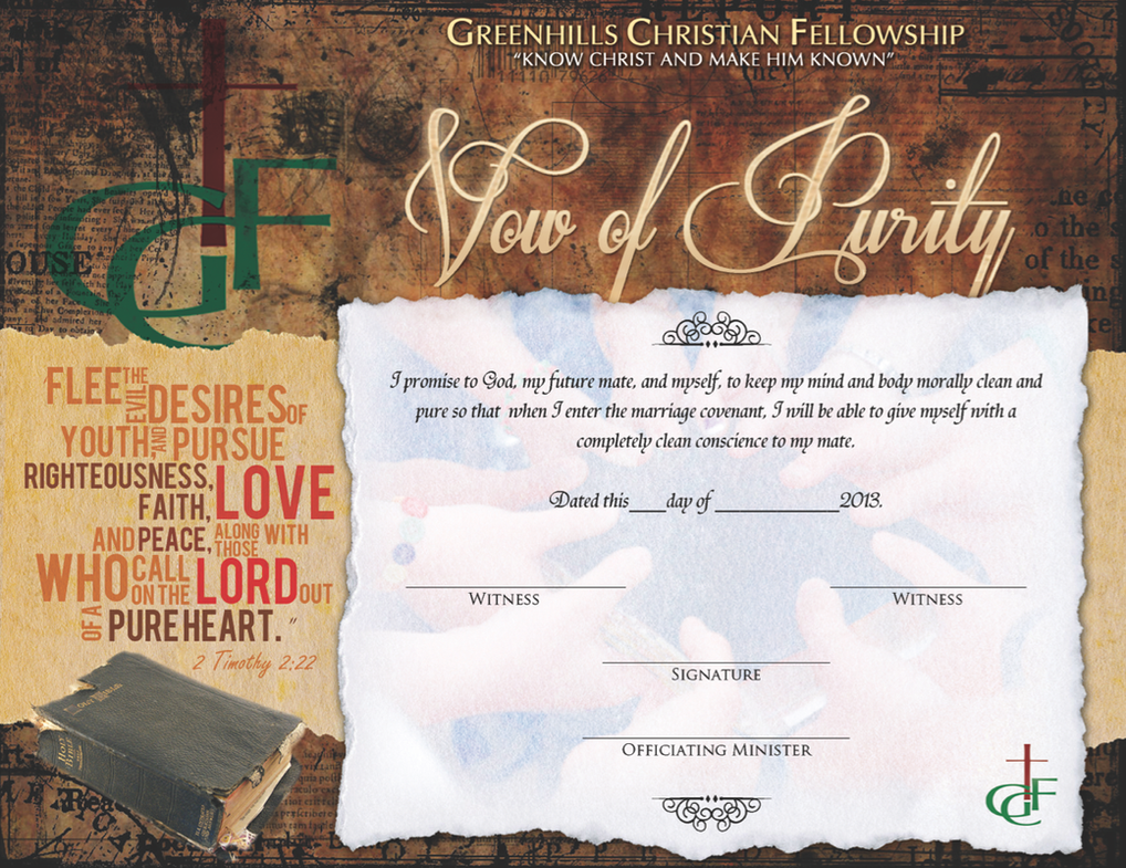 Vow of purity certificate by afredo on deviantart vow of purity certificate by afredo xflitez Choice Image