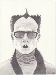 Klaus Nomi by ghoulinthemoon