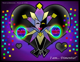 Dimentio - The Lord of Magic