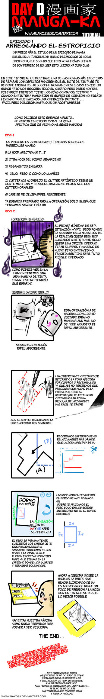 Correccion de error en elmanga by noticias