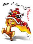 Year of the Tigger 2010