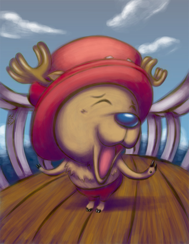 Silly Chopper by icfiye