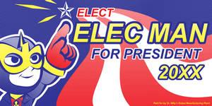 Elect Elec Man by icfiye