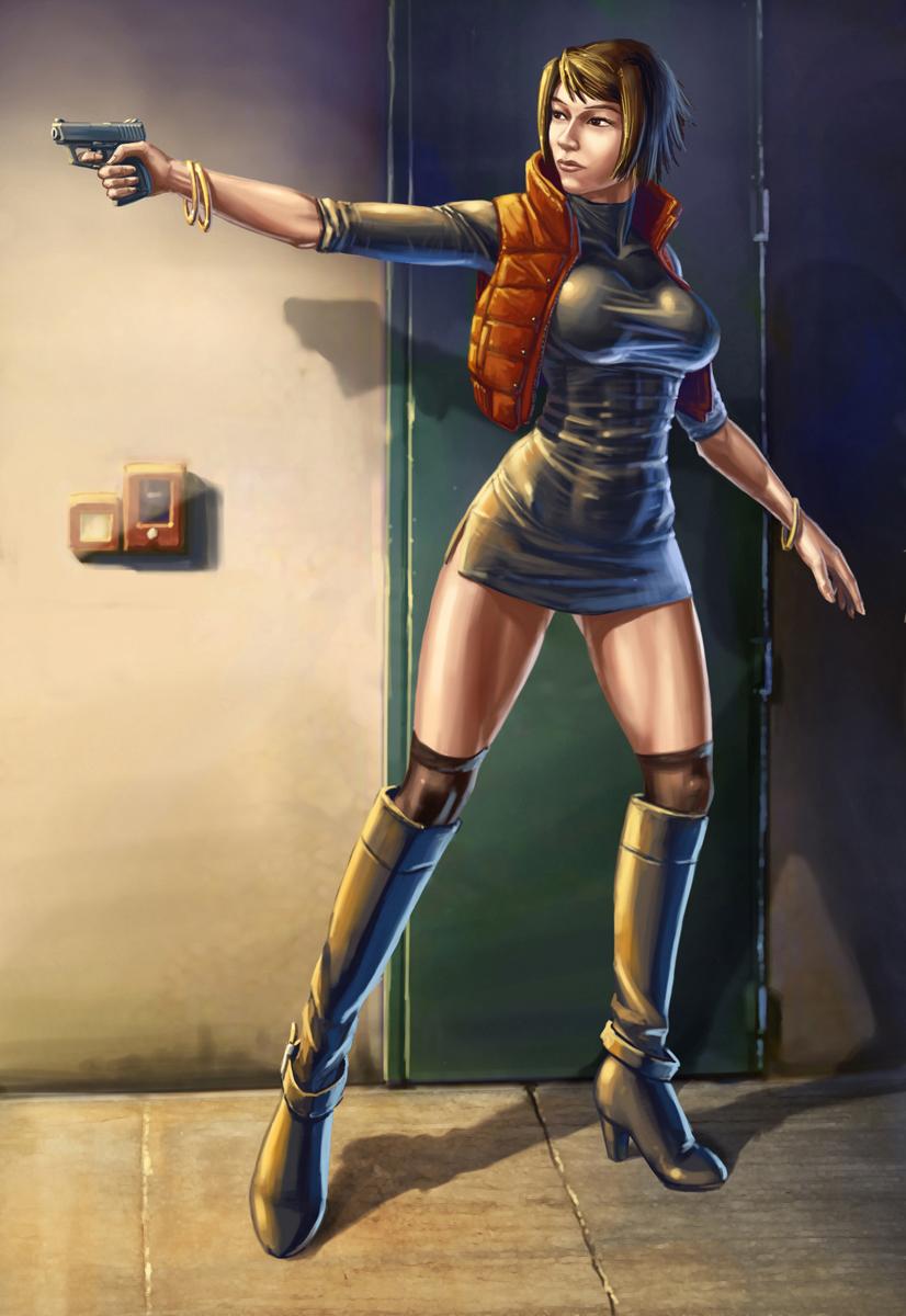 Self-defense by DAYdiecast
