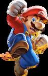 01 Mario - Super Smash Bros. Ultimate
