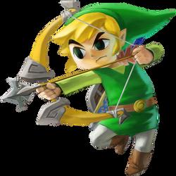 43 Toon Link - Super Smash Bros. Ultimate