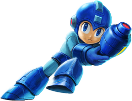 46 Mega Man / Rockman - Super Smash Bros. Ultimate