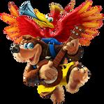 73 Banjo and Kazooie - Super Smash Bros. Ultimate