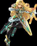 80 Mythra / Hikari - Super Smash Bros. Ultimate