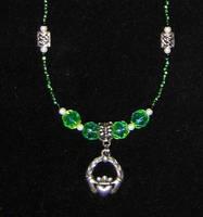 My Emerald Isle Necklace