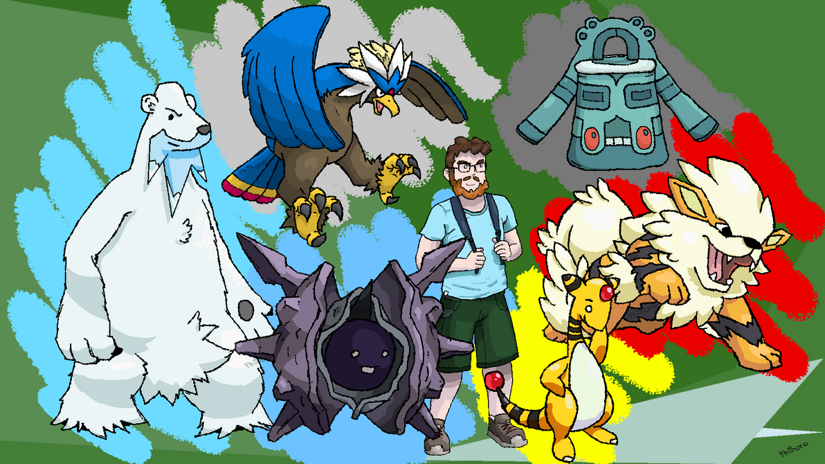 My trainer from Pokemon B/W 2 by antopoke
