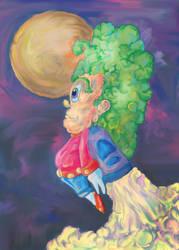 Travel Moon