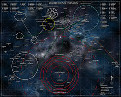 Map of the Honorverse