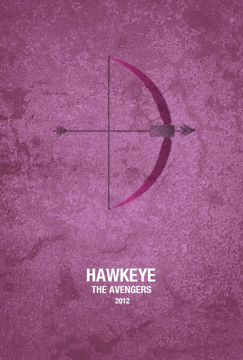 Hawkeye - The Avengers by Al-Pennyworth