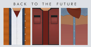 Back to the Future Trilogy by Al-Pennyworth