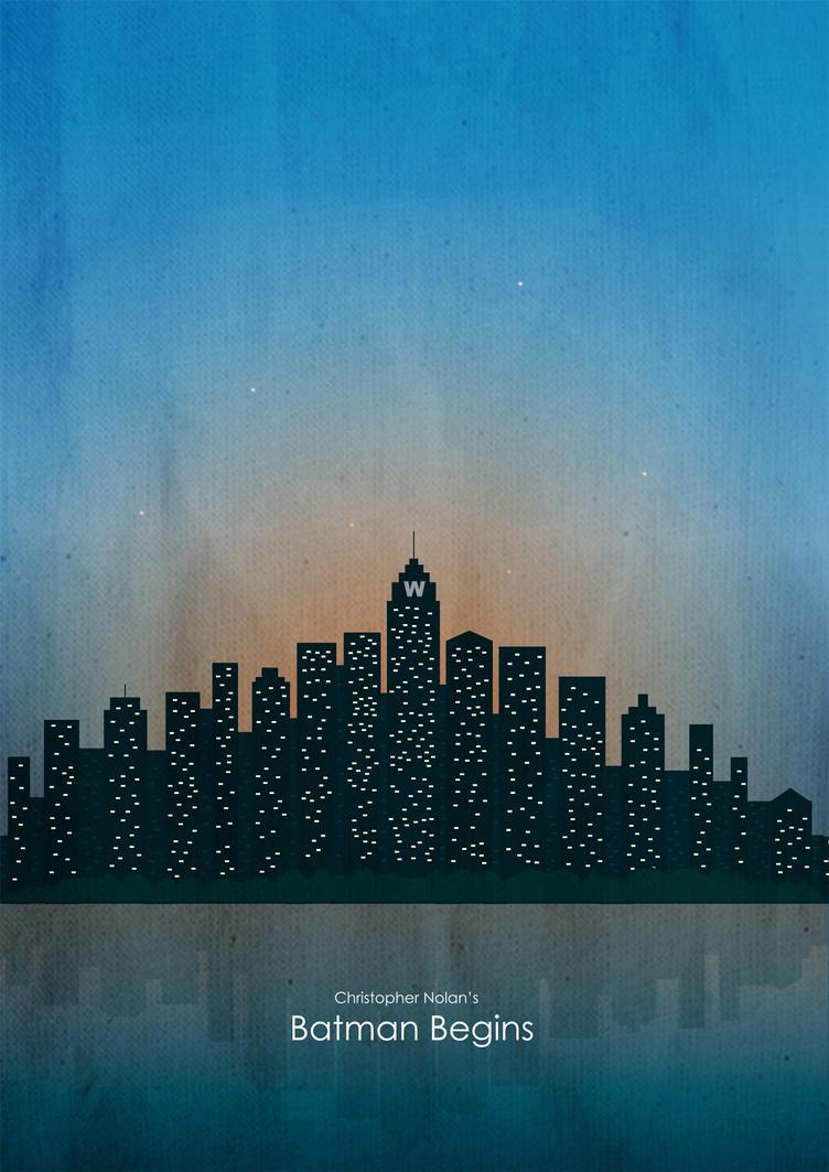Batman Begins - Nolan by Al-Pennyworth