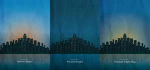 The Batman Trilogy - Nolan
