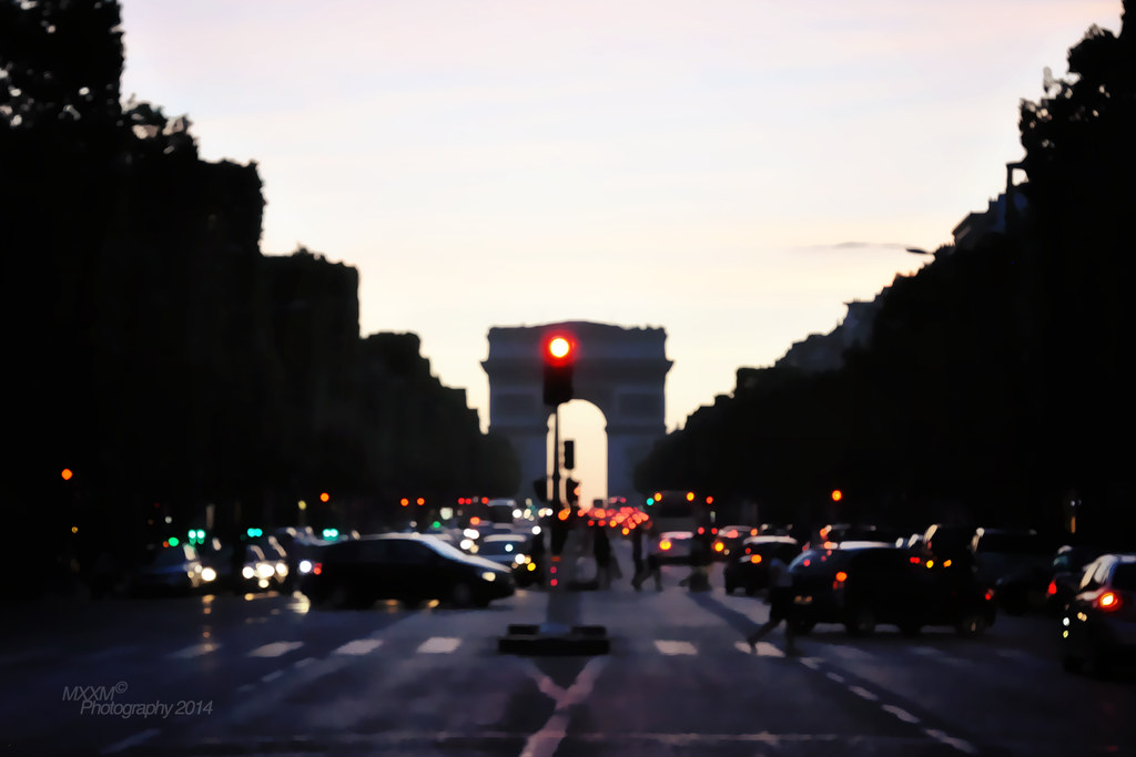 Champs Elysees ii by Mxxm10