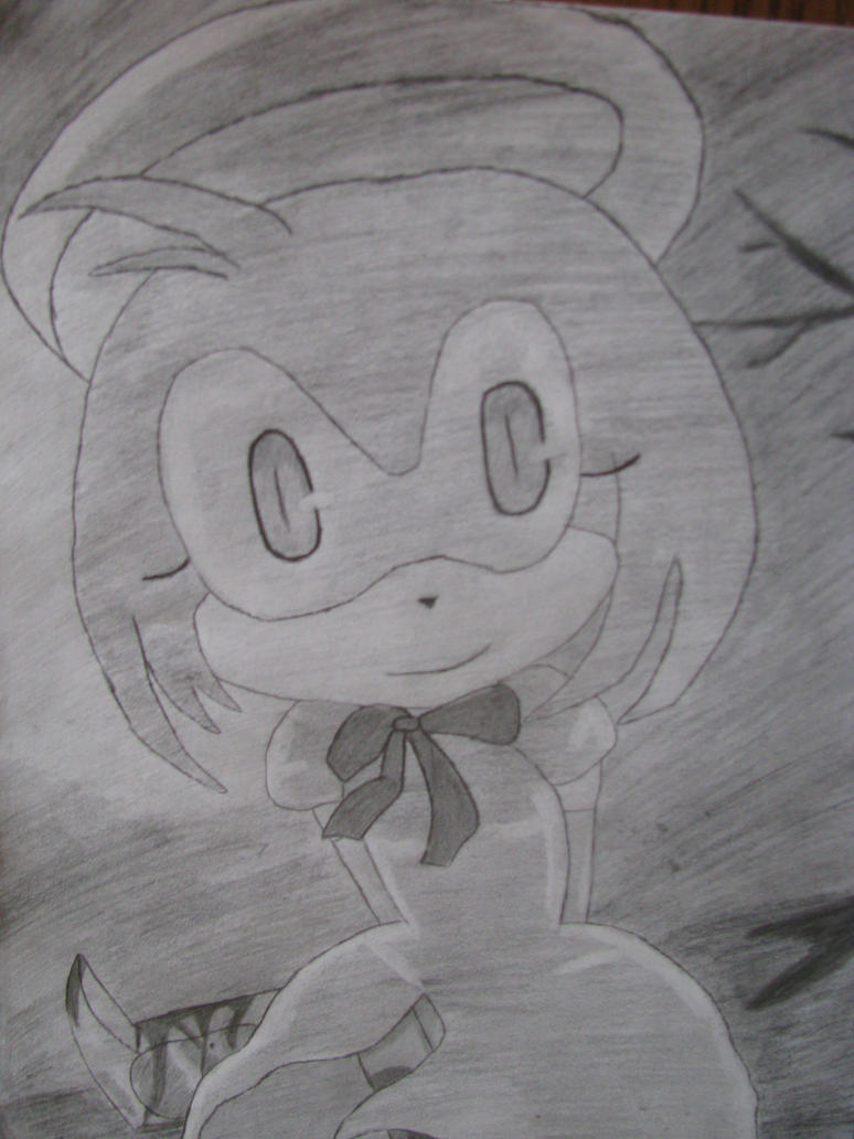 Emo amy rose by mikiart206 on deviantart - Emo rose pictures ...