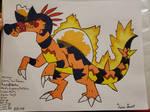 Axisurge, The Electric Sail Pokemon