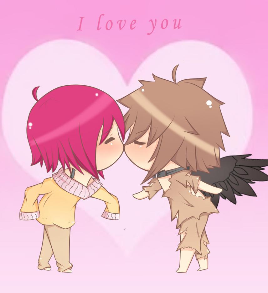 I love you gift by zitara11 on deviantart i love you gift by zitara11 negle Choice Image