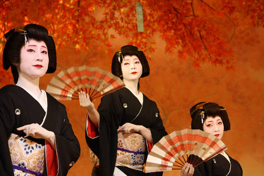 Kiku Sisters
