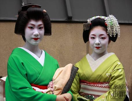 Toshihana and Toshiteru :: May