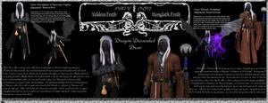 Honglath and Veldrin Freth :: Character Sheet