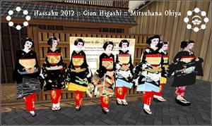 SL Hassaku 2012 :: Mitsuhana Okiya by DrowElfMorwen