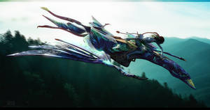 Fly! by DrowElfMorwen