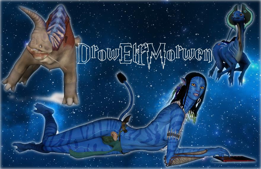 DrowElfMorwen's Profile Picture