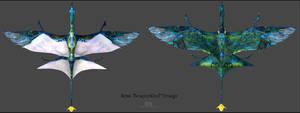 Ikran Design :: Bespeckled by DrowElfMorwen