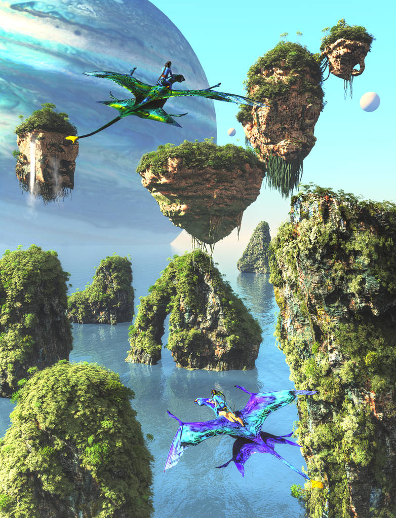 Pandora Ocean Flight