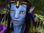 Aynat - Na'vi Portrait