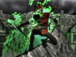 Jester :: Thief/Bard by DrowElfMorwen