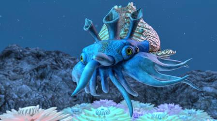 Sagittaria Underwater by DrowElfMorwen