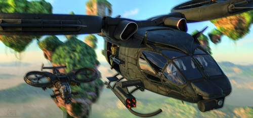 Recon Mission :: Avatar